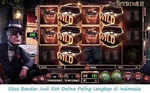 Situs Bandar Judi Slot Online Paling Lengkap di Indonesia